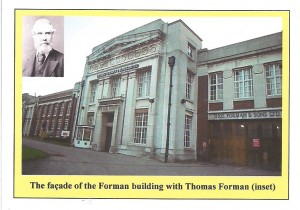 FORMAN - FACADE AND THOMAS