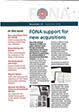 FONA_Newsletter_13_Cover